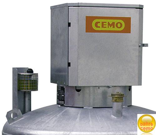 Pumpenschrank abschließbar für mobile Tankanlagen