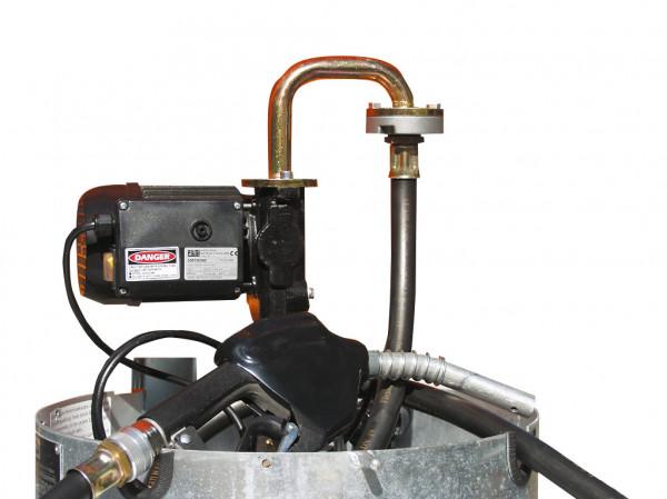 Abb. ähnlich Elektropumpe 230 V passend für DT-Mobil Dieseltankanlagen