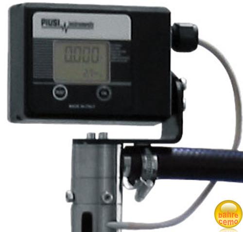 Elektrischer Durchflusszähler Turbinox mit Impulsausgang
