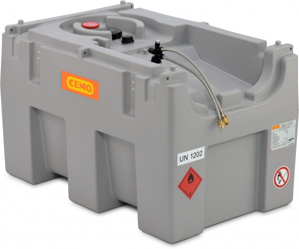 Cemo DT-Mobil Easy 430 Liter Generatortank – Klappdeckel als Zubehör verfügbar