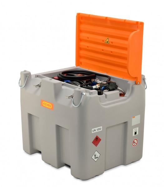 DT-Mobil Easy COMBI 850/100 Liter Premium Diesel-/AdBlue-Tank
